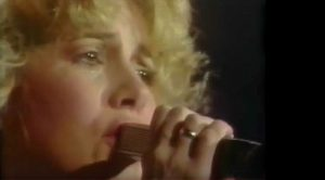 1981: Stevie Nicks Closes Her First Solo Tour –  Her Reaction After The Last Song? Simply Priceless