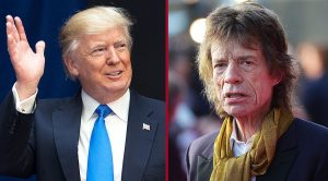 President Trump Just Used A Rolling Stones Song Without Permission… And The Stones Are NOT Happy