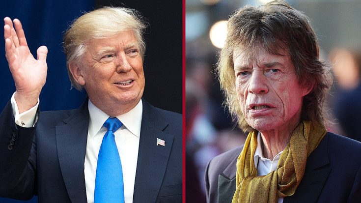 President Trump Just Used A Rolling Stones Song Without Permission… And The Stones Are NOT Happy | Society Of Rock Videos