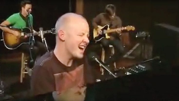"""We Can't Get Enough Of The Fray's Achingly Tender Acoustic Rendition Of """"Never Say Never""""   Society Of Rock Videos"""