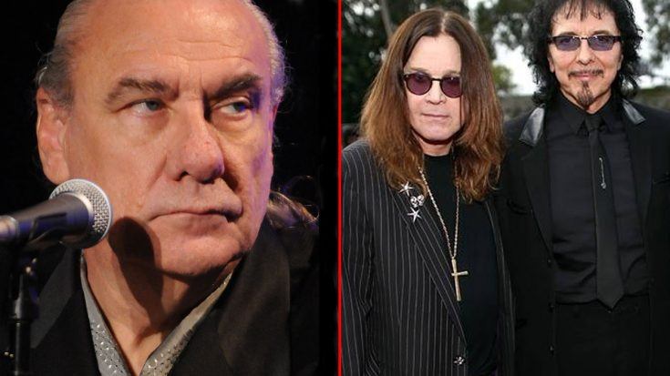 "Black Sabbath Drummer Bill Ward Fires Back, Calls Ozzy And Tony Iommi's Recent Comments ""Inaccurate"" 
