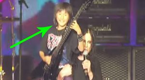 The Child Prodigy That Shared The Stage With Ozzy Osbourne Is All Grown Up Now And He's Still Shredding!