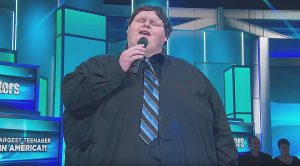 """This Teen Went On TV And Sang """"Amazing Grace"""" – Minutes Later, He Went Viral…"""