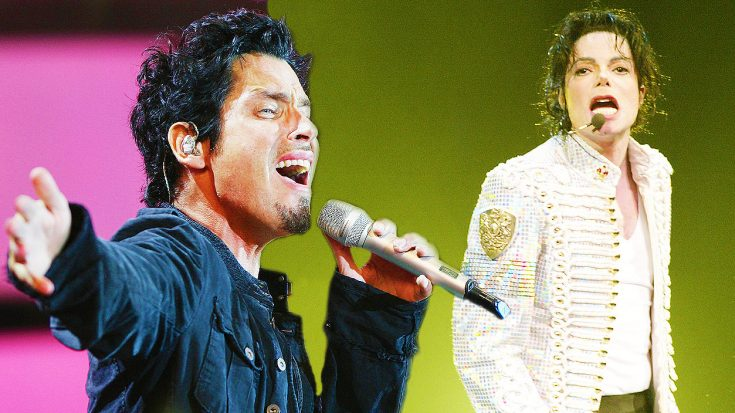 Chris Cornell Puts A Rock Twist On 'Billie Jean,' & It Might Be The Best Michael Jackson Cover of All-Time! | Society Of Rock Videos