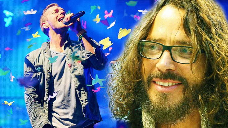 Coldplay Close Seattle Concert With Emotional Tribute To Chris Cornell in 'Black Hole Sun Cover' | Society Of Rock Videos