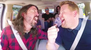 Foo Fighters Make Long-Awaited 'Carpool Karaoke' Appearance, & It's Better Than We Ever Imagined!