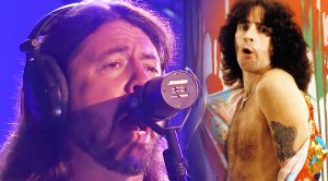 Dave Grohl Channels Bon Scott's Iconic Vocals In The Foo Fighters' Kickass 'Let There Be Rock' Cover