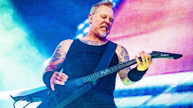 Metallica Release Unheard Version of 'For Whom The Bell Tolls,' & Fans Can't Get Enough Of It! | Society Of Rock Videos