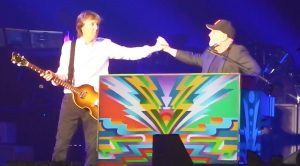 Billy Joel Crashes Paul McCartney's Join In On An Epic Duet of 'Get Back,' & It's Too Perfect!