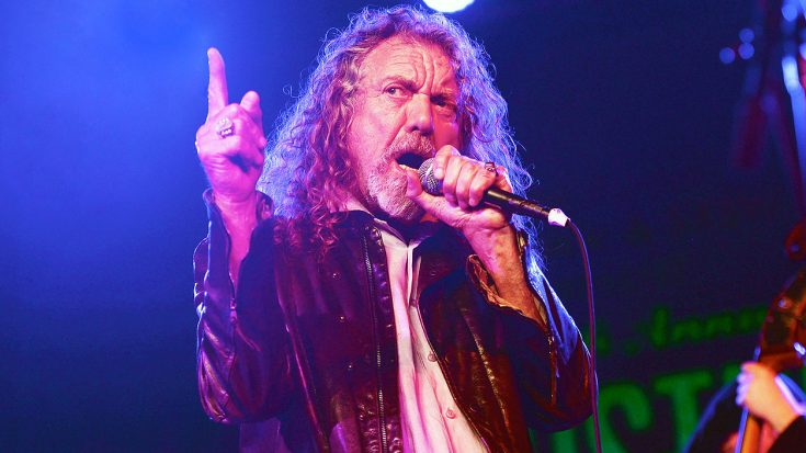Robert Plant Releases New Track 'Bones of Saints,' & Let's Just Say It Sounds… Different | Society Of Rock Videos