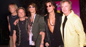19 Years Ago: After Nearly 30 Years Together, Aerosmith Finally Achieve What Every Band Dreams Of