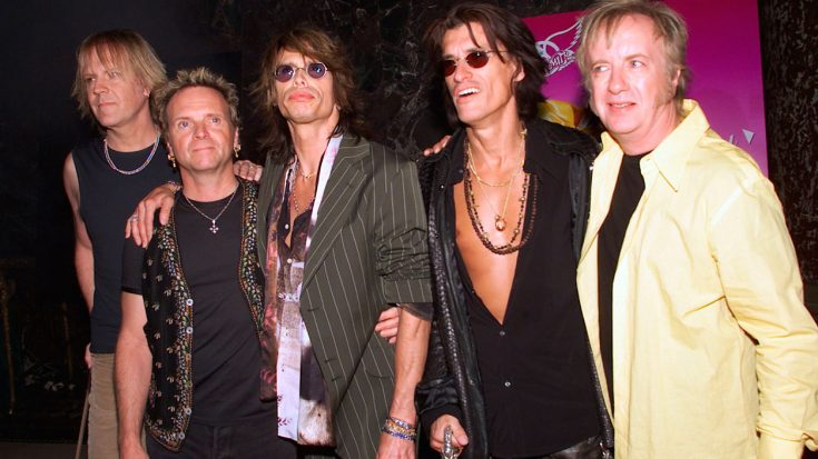 19 Years Ago: After Nearly 30 Years Together, Aerosmith Finally Achieve What Every Band Dreams Of | Society Of Rock Videos