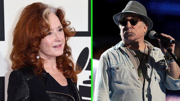 Bonnie Raitt, Paul Simon, And Many Others Are Joining Forces To Help Hurricane Victims In The Best Possible Way | Society Of Rock Videos