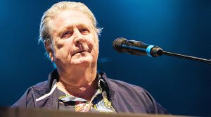 Brian Wilson Revisits Beach Boys Roots In His Rockin' New Surf Tune 'Run James Run'!