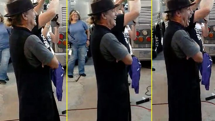 Cheap Trick Caught These Kids Singing Their Song – What Happened Next Blew Robin Zander's Mind   Society Of Rock Videos