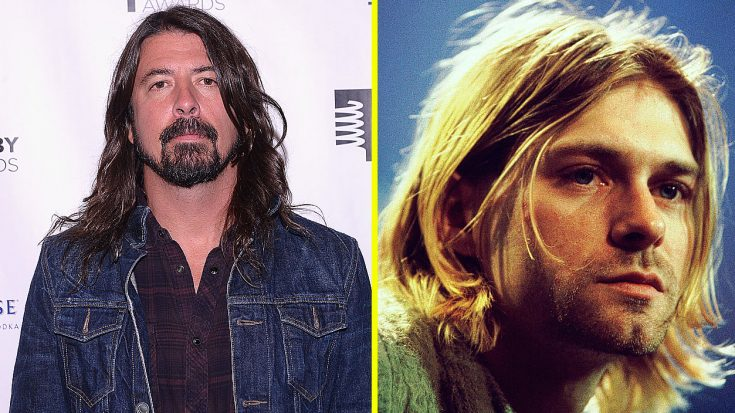 After 24 Years, Dave Grohl Finally Speaks His Mind On Kurt Cobain's Suicide | Society Of Rock Videos