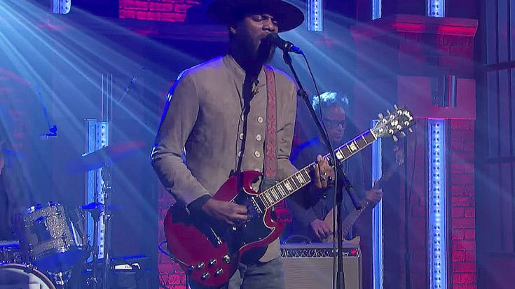 "Gary Clark Jr. Serves Up Explosive, Gritty Rendition Of ""Come Together,"" And We Can't Get Enough Of It 