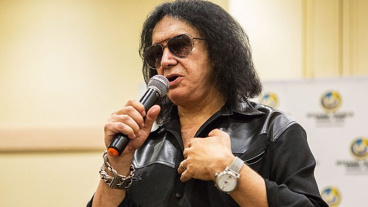 On Top Of Being A Rockstar, Gene Simmons Has Just Entered A New Line Of Work   Society Of Rock Videos