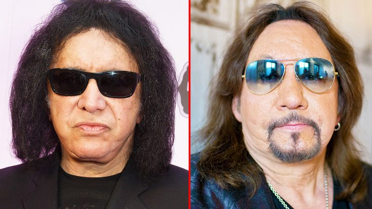 Even After Recent Collaboration, Gene Simmons Reaffirms KISS' Relationship With Ace Frehely | Society Of Rock Videos