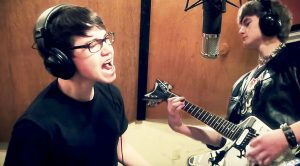 "Kids Form Band To Record A Cover Of Iron Maiden's ""Number Of The Beast"" That Is Simply Excellent!"