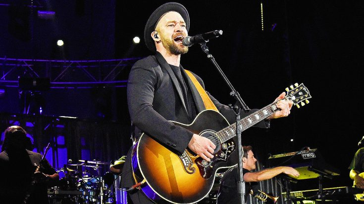 Justin Timberlake Gives Magical, Inspiring Performance of Sam Cooke's 'Change Is Gonna Come'! | Society Of Rock Videos
