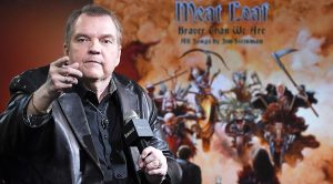 Marking Meat Loaf's 13th And Most Recent Album, 'Braver Than We Are' Hit Stores One Year Ago Today
