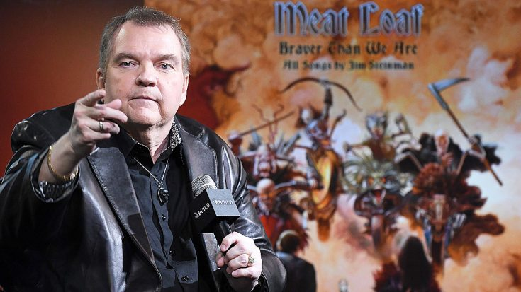 Marking Meat Loaf's 13th And Most Recent Album, 'Braver Than We Are' Hit Stores One Year Ago Today | Society Of Rock Videos
