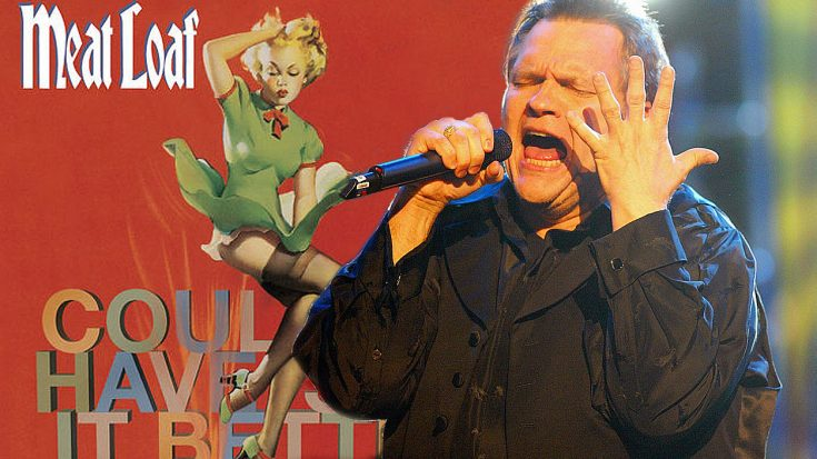 Ushering In A New Era For Meat Loaf, 'Couldn't Have Said It Better' Was Released 14 Years Ago Today | Society Of Rock Videos
