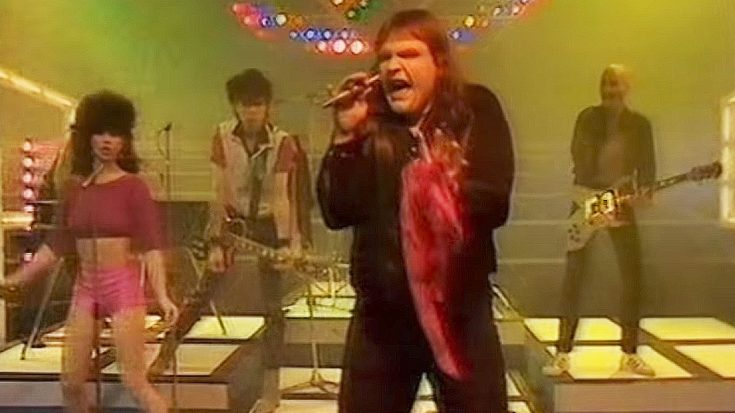 """Nothing Gets Us Dancing In Our Seats Like Meat Loaf's """"Midnight At The Lost And Found""""! 