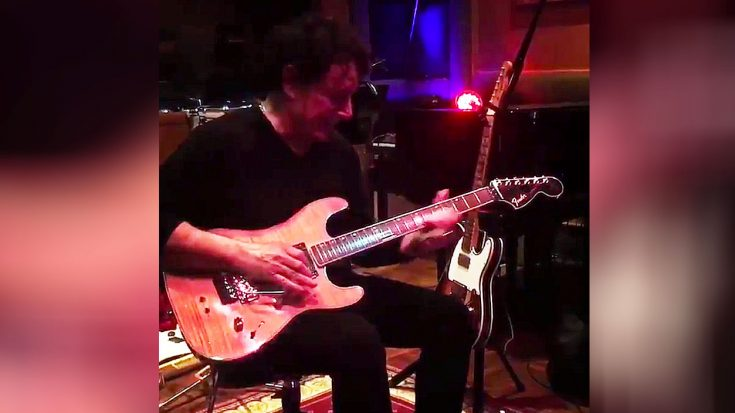 Whatever Neal Schon Has Been Working On In The Studio Sounds Marvelous – See For Yourself!   Society Of Rock Videos