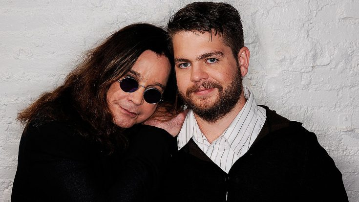 With Just Two Words Ozzy Osbourne's Son Jack Once Told Him Something And It Changed Ozzy Forever… | Society Of Rock Videos