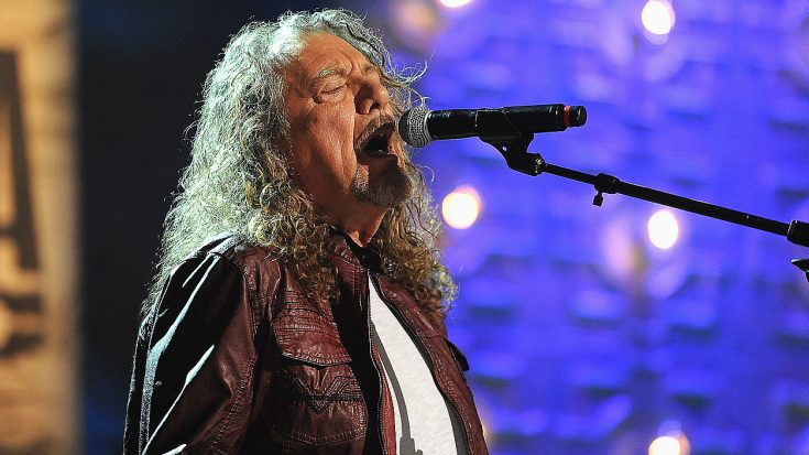 Robert Plant Finally Announces A North American Tour – See If He's Coming To Your City! | Society Of Rock Videos
