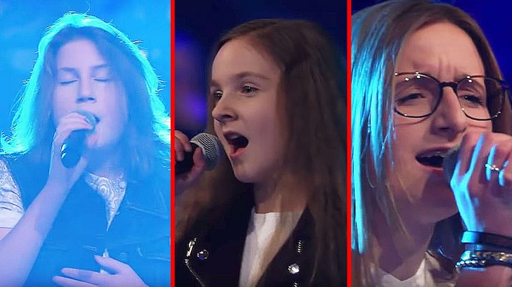 "These Three Girls Sing ""Bohemian Rhapsody"" So Powerfully That Every Single Judge Is Just Blown Away 
