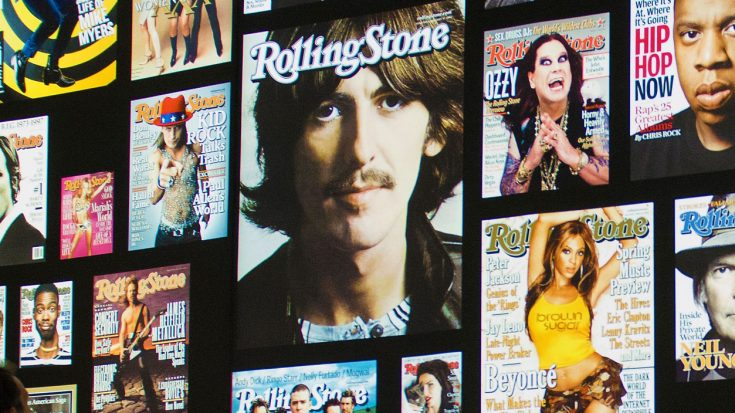 After 50 Years, Rolling Stone Reaches The End Of An Era | Society Of Rock Videos