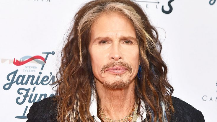 Breaking: Steven Tyler Hospitalized For Undisclosed Medical Reasons, Cancels Tour Dates | Society Of Rock Videos