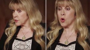 "Stevie Nicks Hears This Band's Cover Of ""Landslide"" – Her Reaction Is Priceless!"