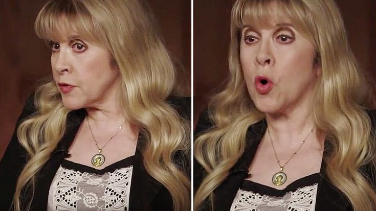 "Stevie Nicks Hears This Band's Cover Of ""Landslide"" – Her Reaction Is Priceless! 