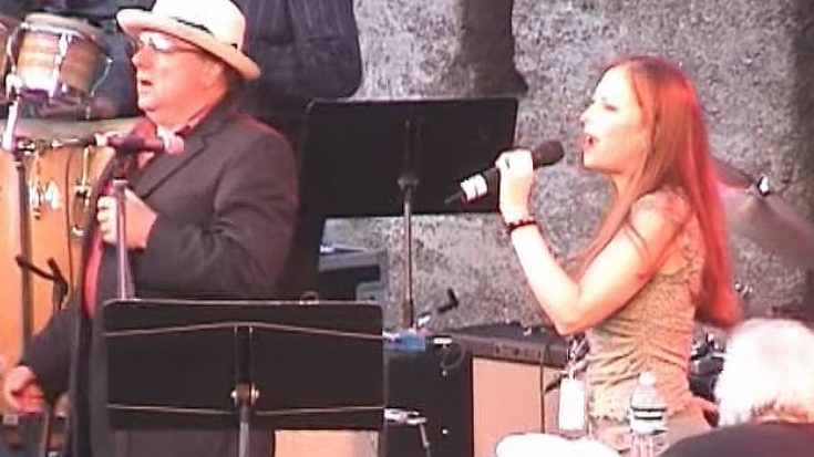 "Van Morrison's ""Sometimes We Cry"" Duet With His Daughter, Shana, Is Too Damn Good For Words 