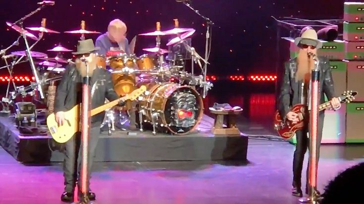"""Newfound Clip Of ZZ Top Playing """"Sharp Dressed Man"""" Proves How Damn Awesome This Band Still Is! 