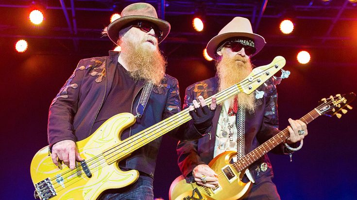 ZZ Top Pen Emotional Letter To Houston, & Reveal Benefit Show For Hurricane Harvey Victims | Society Of Rock Videos