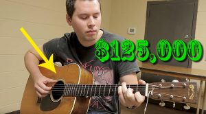 This Guitar Costs $125,000 – You HAVE To Hear What It Sounds Like!