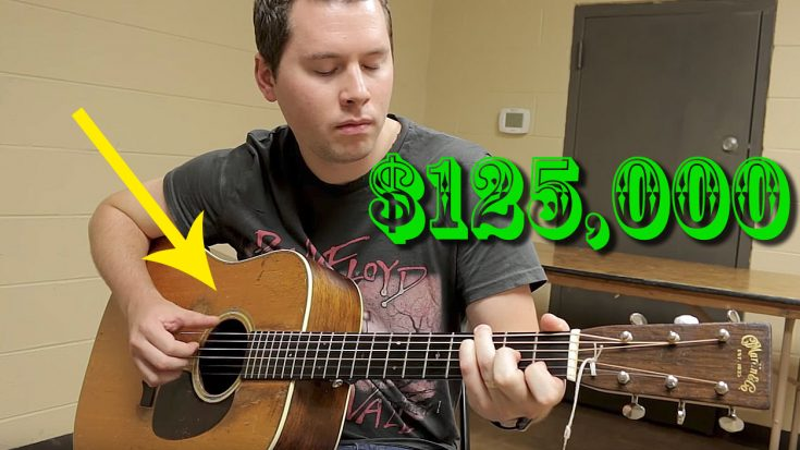 This Guitar Costs $125,000 – You HAVE To Hear What It Sounds Like! | Society Of Rock Videos