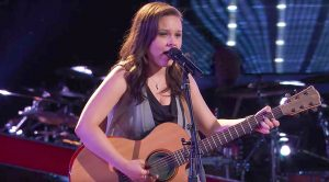 16-yo Sings 'Crazy On You' On The Voice, & Every Judge Immediately Hits Their Button!