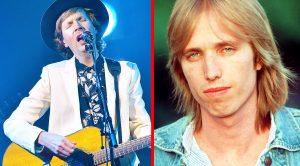 Beck Emotionally Opens Up About Tom Petty In Recent Interview, & It Will Give You All The Feels….