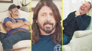 Dave Grohl's Perfect Impression Of Christopher Walken Is The Best Thing You Never Knew You Needed!