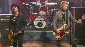 Green Day's Electric Late Night Cover of 'Rip This Joint,' Will Make Any Rolling Stones Fan Smile!