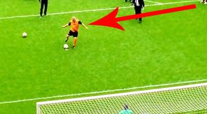 Camera Catches Robert Plant Playing Soccer, & Let's Just Say He's Actually Pretty Damn Good!