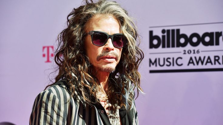 Steven Tyler Breaks Silence After Health Scare And Tells Us What REALLY Happened | Society Of Rock Videos