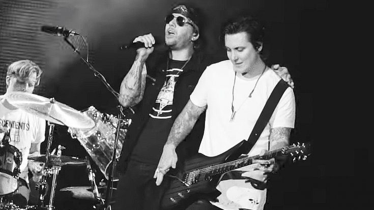 "Out Of All Of Avenged Sevenfold's Covers, ""Wish You Were Here"" Might Just Be Their Best One Yet"