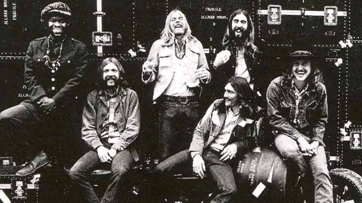 If You Thought This Allman Brothers Band Photo Was Good, Just Wait Til You Hear The Story Behind It | Society Of Rock Videos